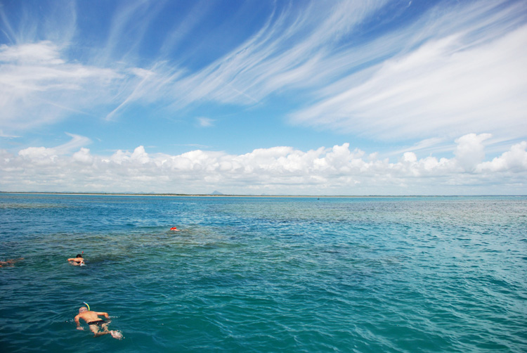 Mergulho em Corumbau