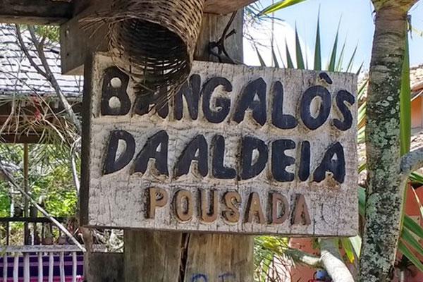 Pousada Bangalôs da Aldeia, Caraíva