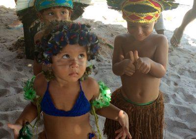 Crianças Pataxós