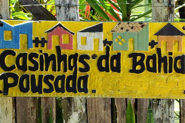 Pousada Casinhas da Bahia, em Caraíva
