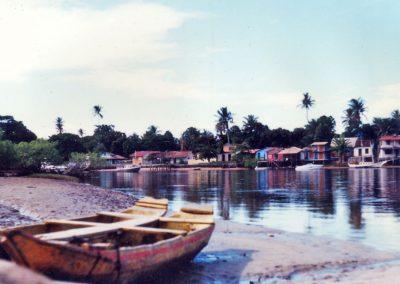 Balsinha de canoas