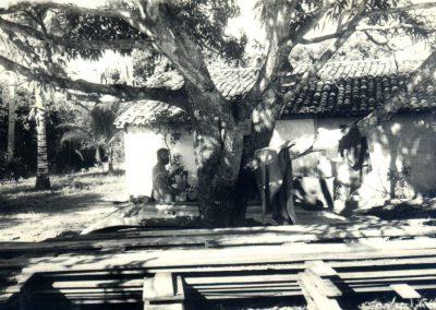 Antiga sede da Serraria