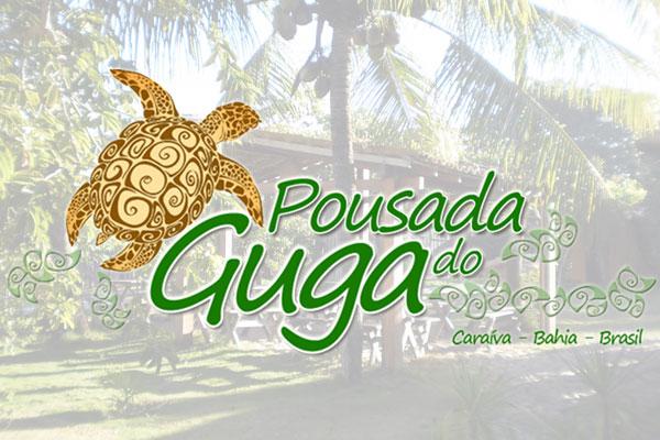 Pousada do Guga, em Caraíva