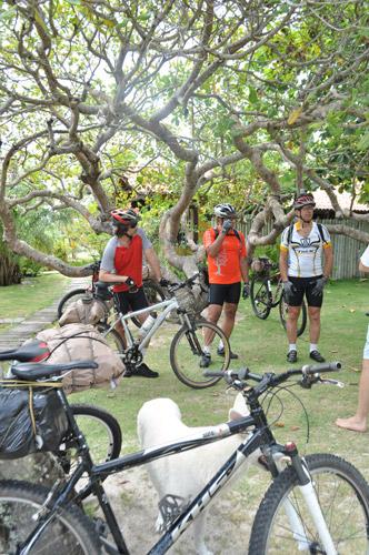 Como chegar a Caraíva de bicicleta